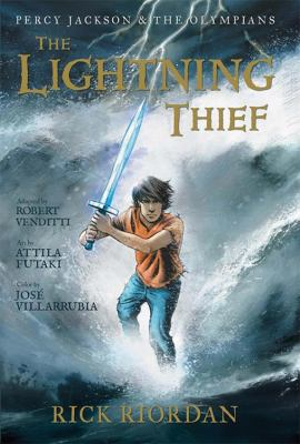 The lightning thief: the graphic novel.